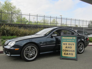 Vehicle Consignment - Nohr's Auto Brokers